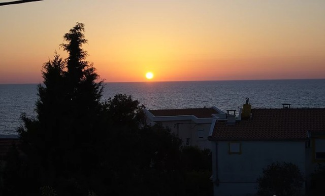 house with sea view for sale in Montenegro